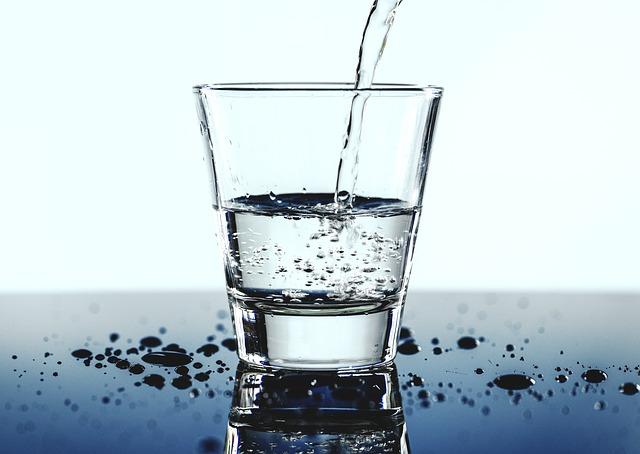 lití vody