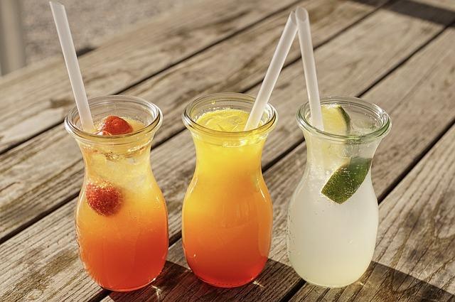 ovocné drinky