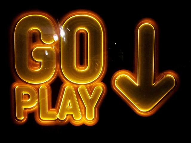 GO PLAY ↓