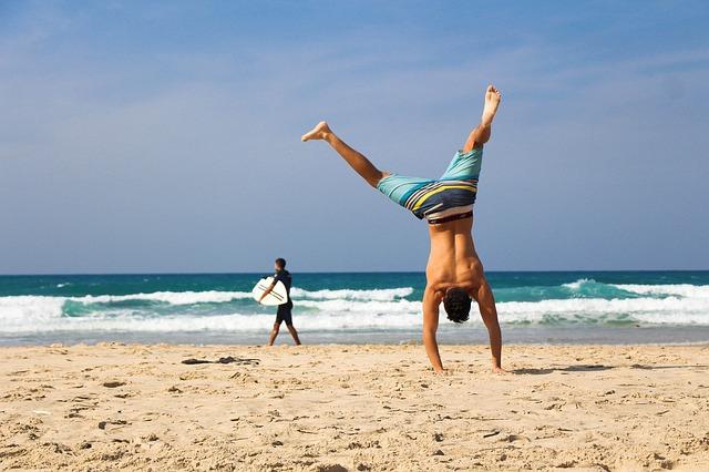 cvičení těla